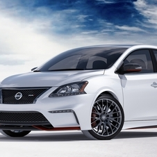 The Sentra Nismo is just a concept for now