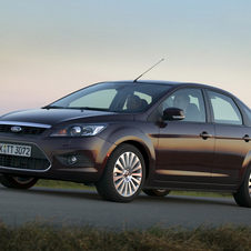 Ford Focus 2.0i Saloon