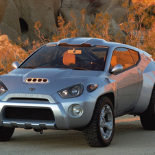 It is very unlikely a production Toyota would look like this