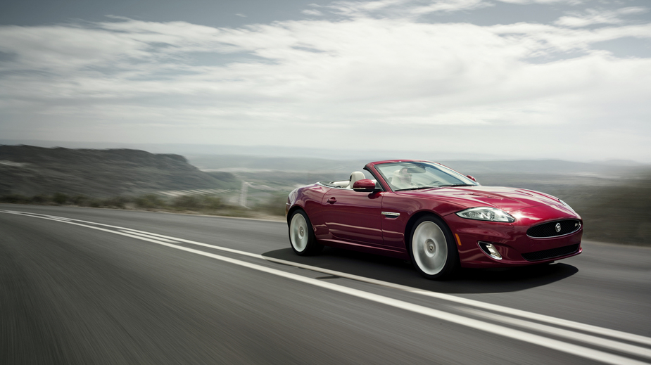 Jaguar XKR 5.0 V8 Convertible
