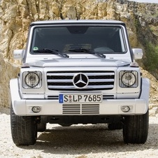 Mercedes-Benz G 55 AMG Kompressor Station-Wagen Automatic lang
