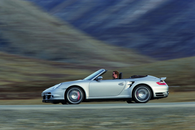 David Beckham Porsche 911 Turbo Cabriolet. The Porsche 911 Black Edition