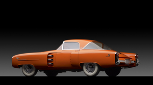 The car premiered at the Turin Motor Show in 1955