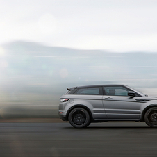 Land Rover Evoque Special Edition with Victoria Beckham in China