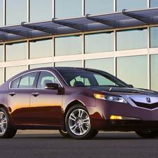 Acura TL 5-Spd AT