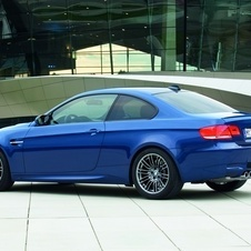BMW M3 Coupe Auto (E92)