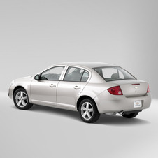 Chevrolet Cobalt Base Sedan