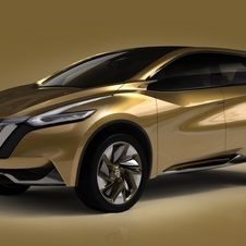However, the Qashqai will be smaller than the Resonance and the Hi-Cross