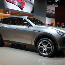 Maserati will build its Levante SUV off of the Jeep Grand Cherokee