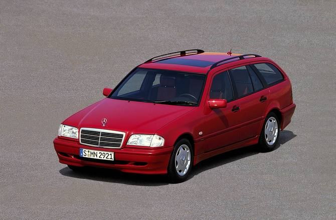 Mercedes-Benz C 250 Turbodiesel Station Wagon AT