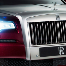 Rolls-Royce Ghost Series II EWB
