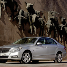 Mercedes-Benz E 220 CDI BlueEfficiency Auto