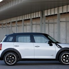 MINI (BMW) Cooper S Countryman ALL4