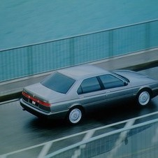Alfa Romeo 164 2.0i V6 Turbo Super