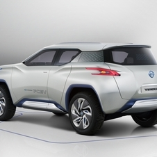 It uses the Leaf electric motors linked to this hydrogen fuel cell