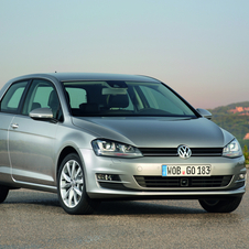 Volkswagen Golf Comfortline TDI BlueMotion Technology