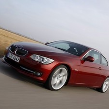 BMW 320d Coupé Edition Exclusive