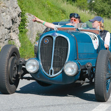 Delahaye 135 S Desplates Roadster