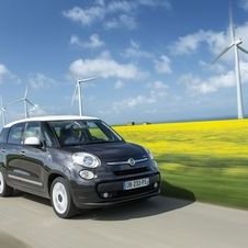 Fiat 500L 1.3 Multijet 16v Family Collection
