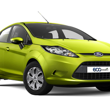 Ford Fiesta 1.6TDCI 95 hp ECOnetic