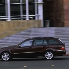 Mercedes-Benz E 220 CDI Estate
