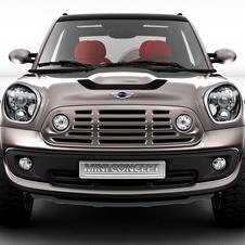 MINI (BMW) Beachcomber