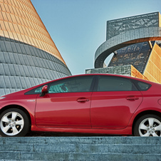 The Prius has become the international symbol for hybrid cars