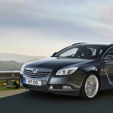 Vauxhall Insignia Sports Tourer 1.4T Exclusiv