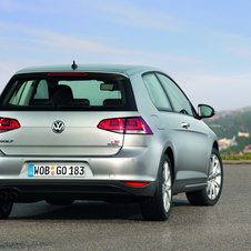 Volkswagen Golf Highline TSI BlueMotion Technology DSG
