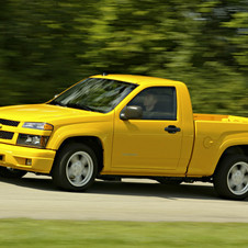 Chevrolet Colorado Regular Cab 4WD Work Truck
