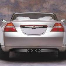 Chrysler 300 Hemi C Convertible