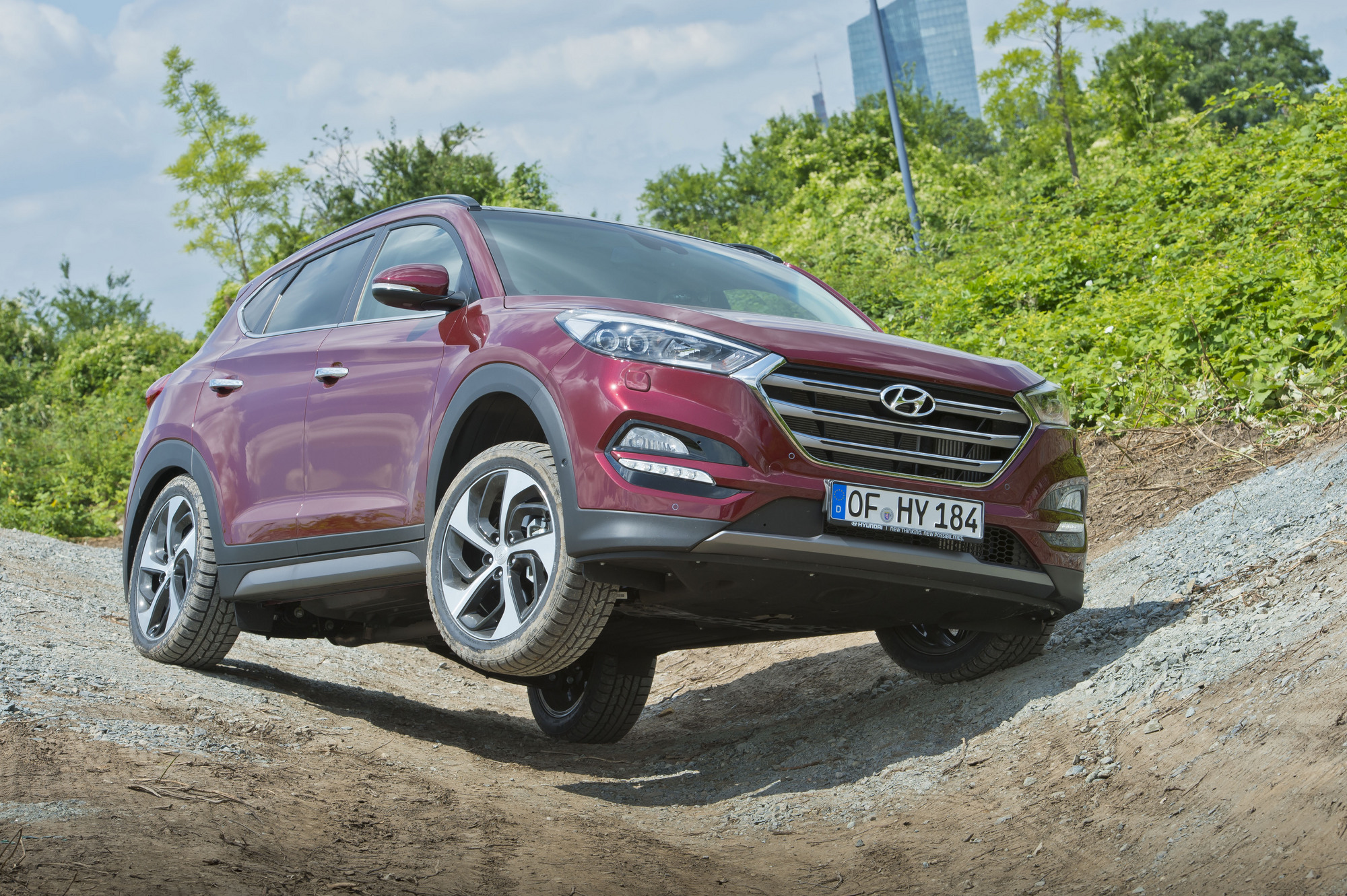 Hyundai Tucson 2.0 CRDi HP 4x4 Executive