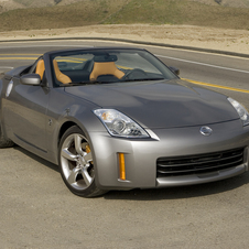 Nissan 350Z Roadster Enthusiast