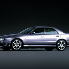 Nissan Skyline 25GT-X Turbo Automatic