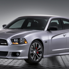 SRT Charger SRT Satin Vapor Edition