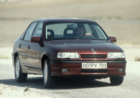The later V6 and turbo showed that it could also be a performance sedan