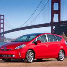 The US is responsible for 40% of Toyota's global hybrid sales since their introduction