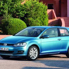 Volkswagen Golf Highline TDI BlueMotion Technology