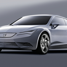 Next Gen Seat Leon Influenced by Ibe Concept