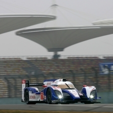 Toyota won the last race mostly by accident. It will try to score a real win in China