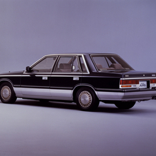Nissan Laurel Sedan RB20 Medalist