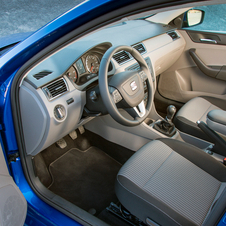 Seat has been working to improve its interiors