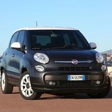 Fiat 500L 1.3 Multijet 16v S&S Pop Star Dualogic