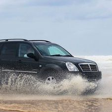 Ssangyong Rexton RX270 XDi Quartz AT