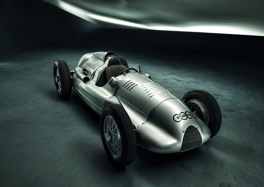 Audi finally owns the three surviving Auto Union Silver Arrows