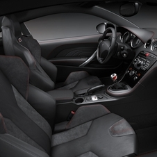 Inside, buyers get a mix of leather and other upgrades