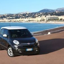 Fiat 500L 1.4 Turbojet GPL Pop Star