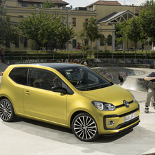 Volkswagen Up 1.0 move up! BlueMotion