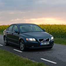 Volvo S40 D4 Business Ed.