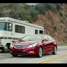 Hyundai shows that passing power is often useful
